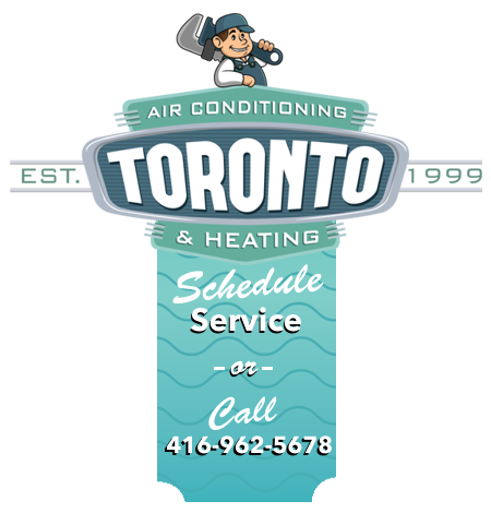 Toronto furnace installation and new A/C