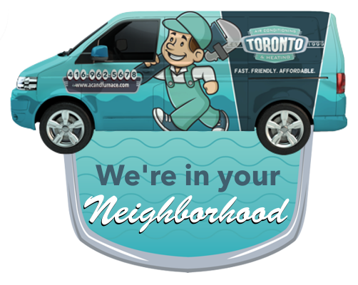 Toronto Air Conditioning & Furnace cleanings and safety inspections
